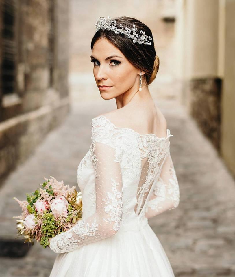 Precio vestido de novia isabel hervas