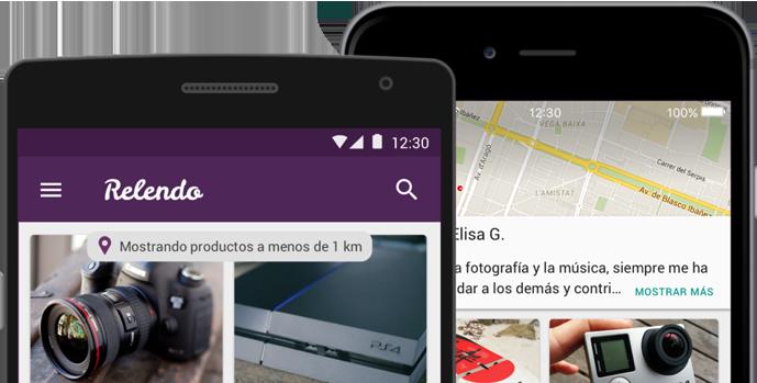 apps españolas relendo