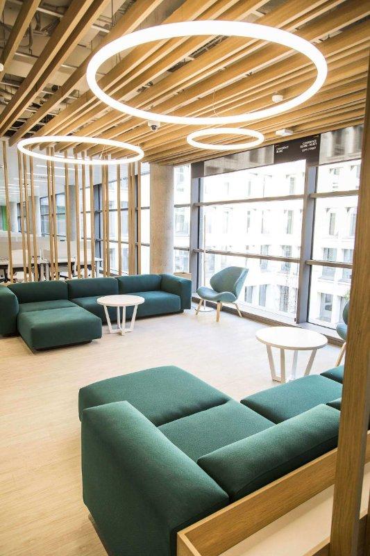 Amazon inaugura sus oficinas corporativas en el centro de - Carrefour oficinas centrales madrid ...