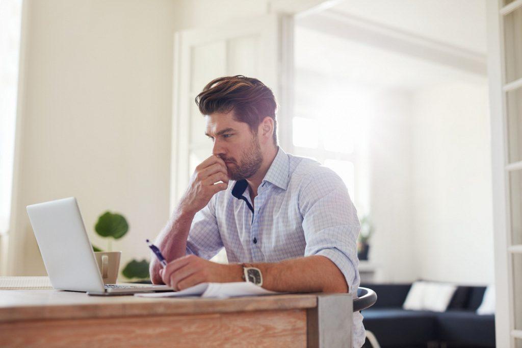 Falta de concentración en el trabajo