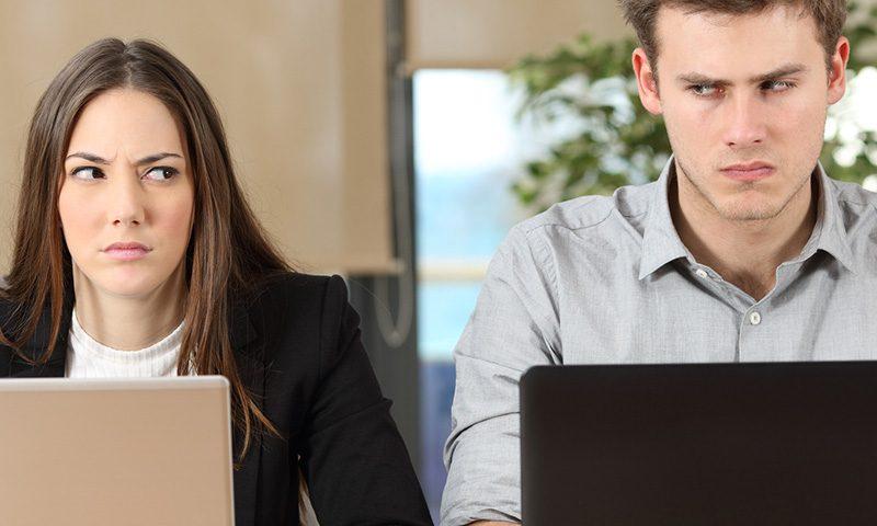 oficina conflicto resolucion trabajar