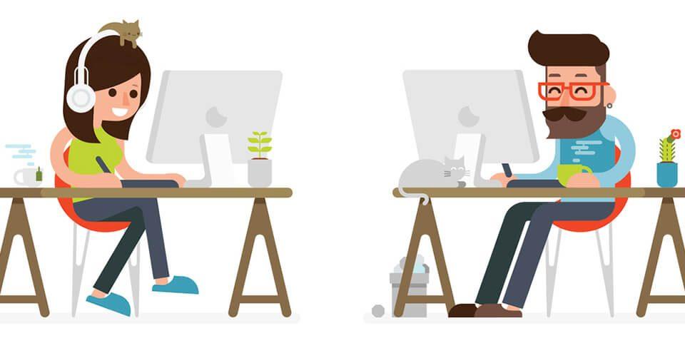 autónomos y emprendedores