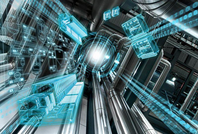 gemelo digital en la industria
