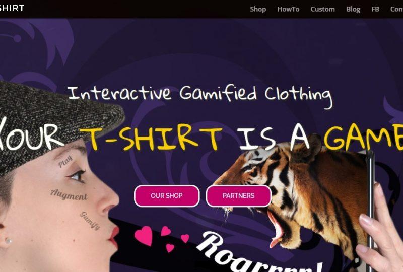 Pictoshirt, la tienda de camisetas interactivas