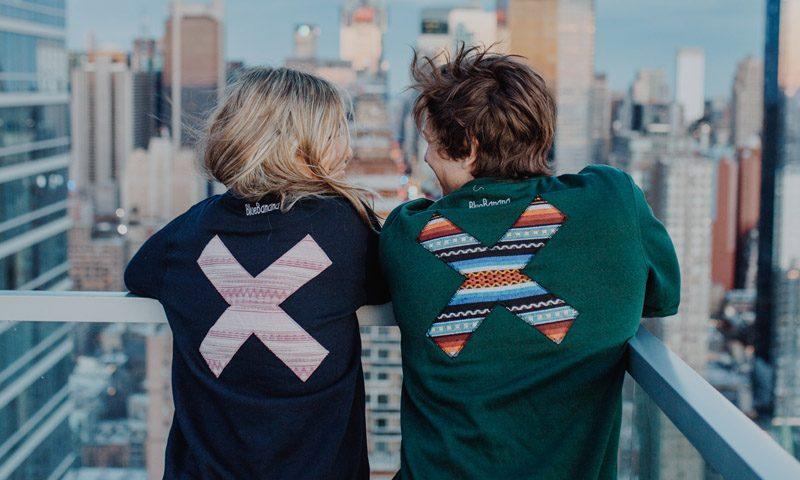 Nacho Rivera y Juan Fernández-Estrada, de 22 años y amigos desde la infancia, comandan esta marca online de sudaderas y camisetas que está consiguiendo convertirse en un referente de la moda juvenil de nuestro país.
