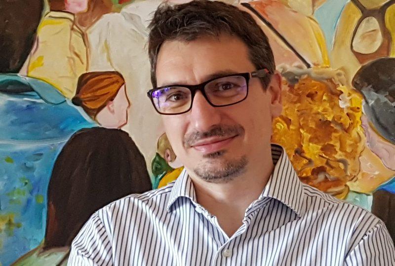 Javier Serrano un mundo robot
