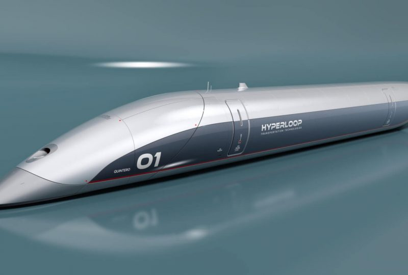 Airtificial diseña el Hyperloop