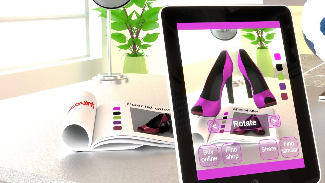 2262ecee215 Experiencia 360º, el retail apuesta por realidad aumentada en su ...