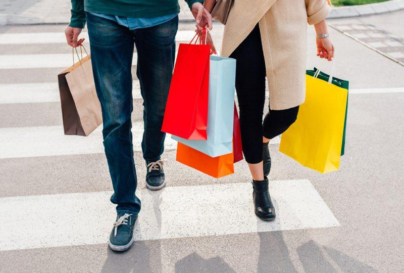 Las estrategias online de tiendas pueden llevar a compras físicas