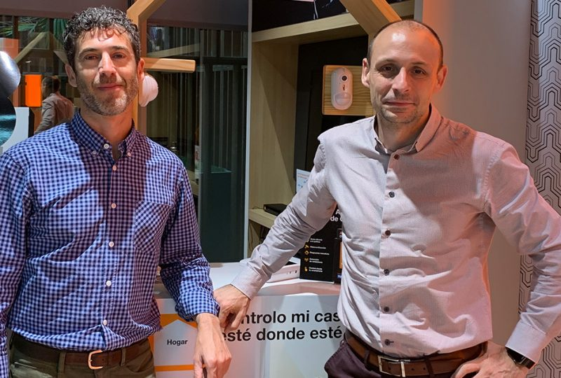El servicio de alarma de orange Luis Sanchez-Migallon Javier Huidobro