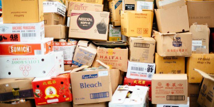paquetería en España