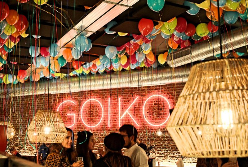 la estretegia de Goiko Grill