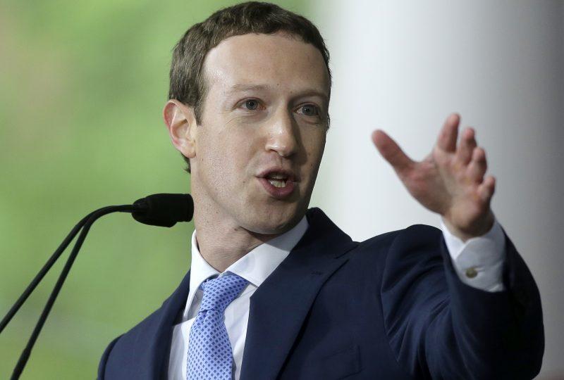 Mark Zuckerberg representa el espíritu de los jóvenes emprendedores