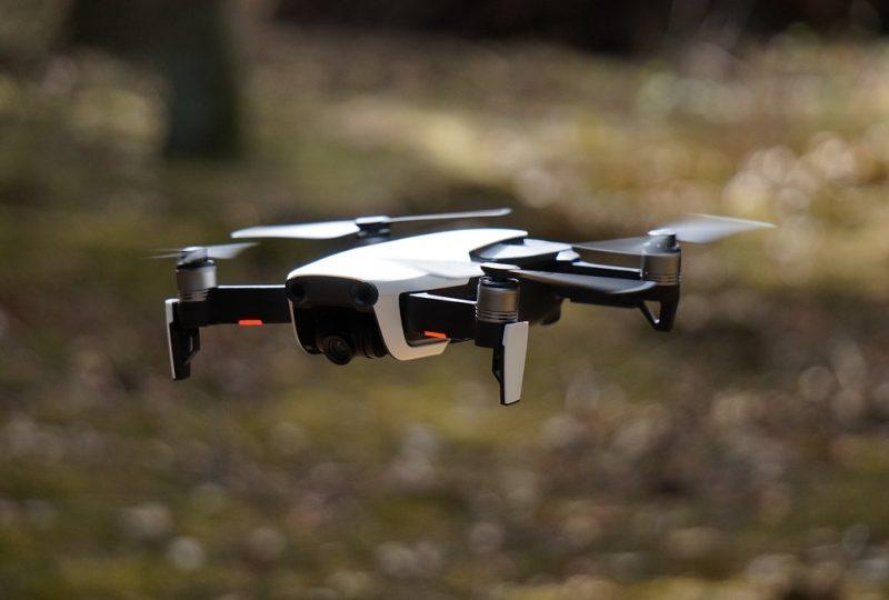Drones para un turismo sostenible