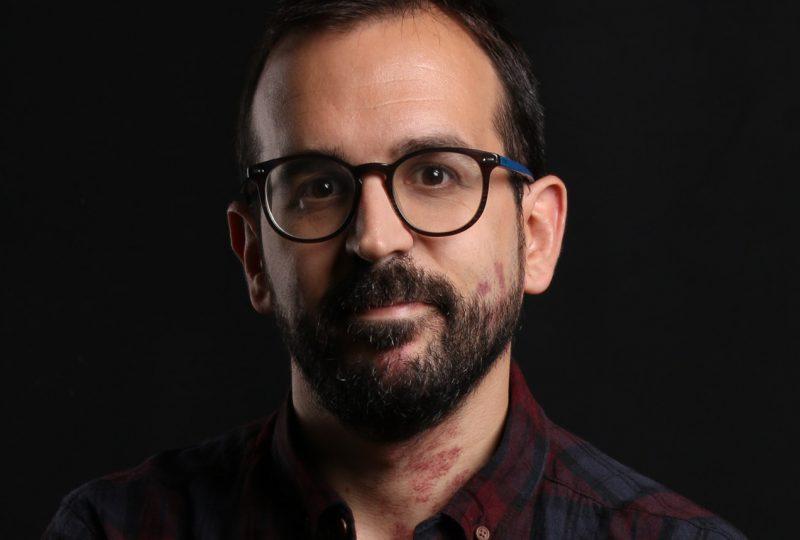 Javier López Menacho, autor de 'La farsa de las startups'