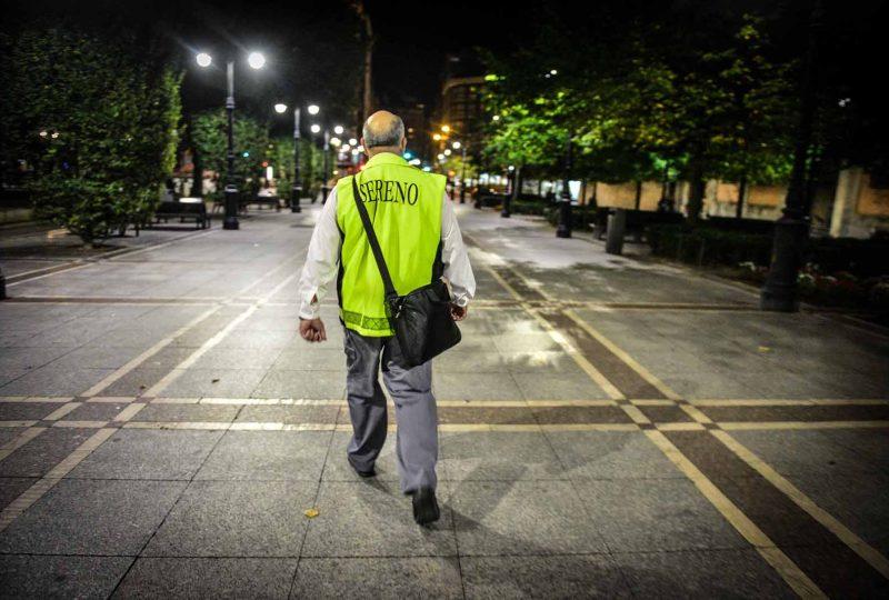 el caso de éxito de los serenos de Gijón