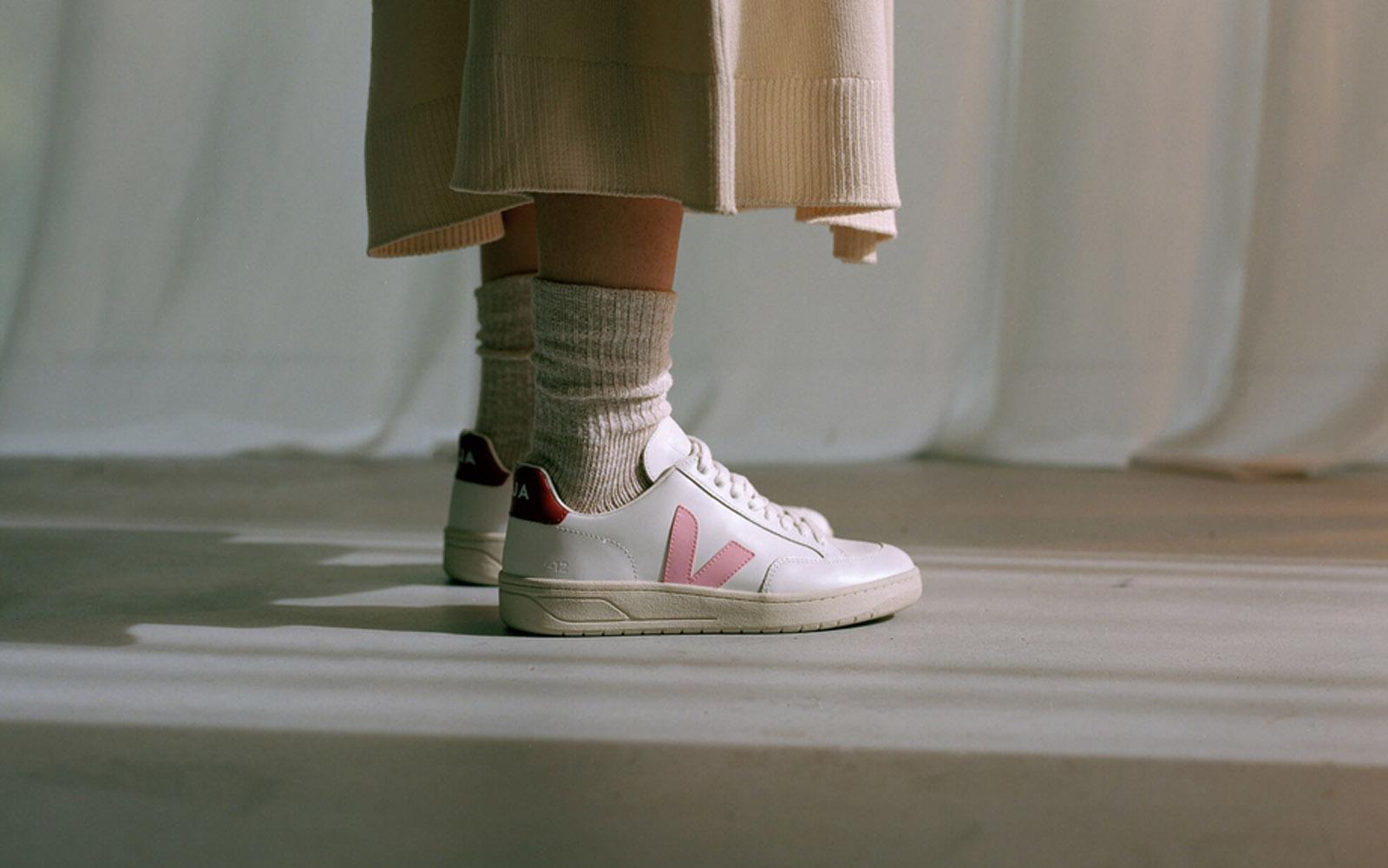Zapatillas Veja Historia De La Moda Sostenible Que Encandila A Las Famosas