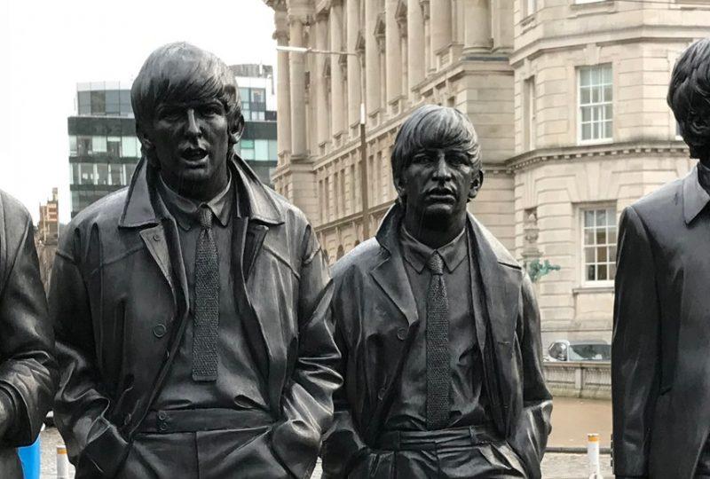 The Beatles, el grupo de música que se convirtió en marca