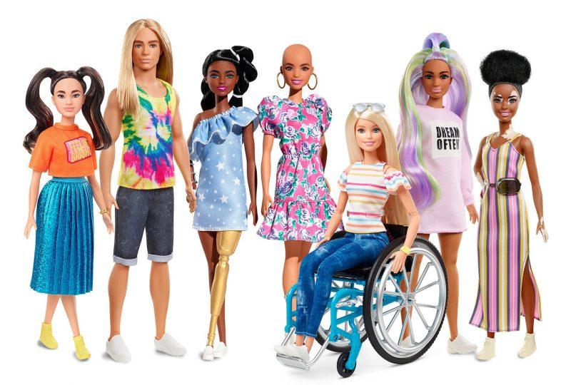 Muñecas Barbie para 2020