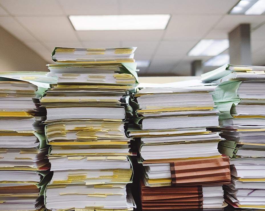 digitalizar los archivos fisicos