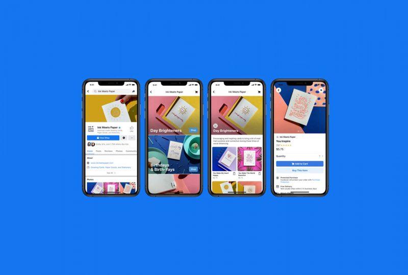 Tiendas en Facebook, una herramienta para ecommerce